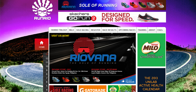 RunRio.com - Running for Love
